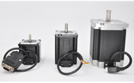 Advantages of stepper motors